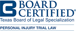 Logo Recognizing The Hart Law Firm's affiliation with Texas Board Certified